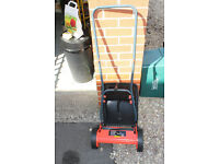 Sovereign Hand push lawn mower