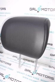 FORD MONDEO REAR LEFT/RIGHT LEATHER HEADREST MK4 2007-2010 AD07