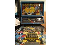 Bally Mr & Mrs Pacman pinball machine