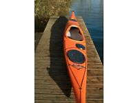 "P & H Capella Kayak/Canoe 160-STD...(16ft 4"")"