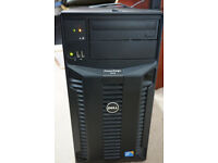 Dell PowerEdge T310 QC 2.40Ghz , 24Gb Ram 4X450GB SAS HOTPLUG, Perc 6I RAID