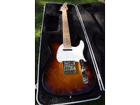 G&L Asat Classic USA Telecaster guitar - best Leo Fender tele with original hard case