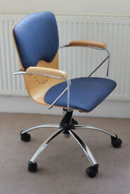 Stylish swivel chair!