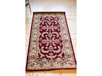 Small Red Legacy Rug