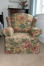 Armchair - very clean condition - Free to collector