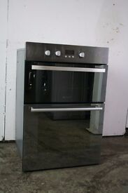 Hotpoint Built-In Double Oven.Digital Display.Excellent Condition.12 Month Warranty.