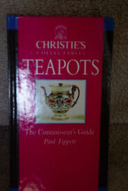 Christie's Collectables Teapots The Connoisseur's Guide