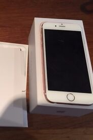 iPhone 6s 64GB Rose Gold - brand new (out of box 2 wks), all accessories included. Perfect condition