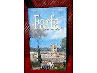 DIE ABTEI VON FARFA - GERMAN BOOK