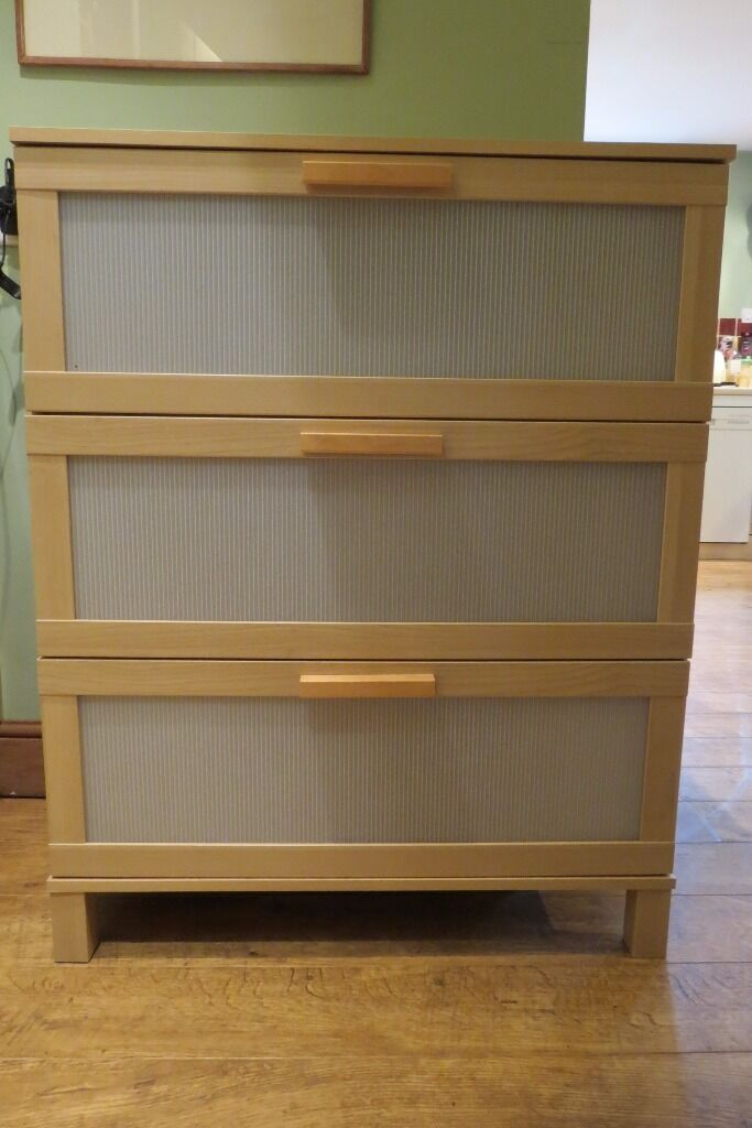 Ikea Aneboda Chest Drawers Used – Nazarm