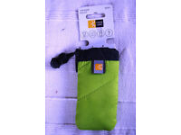 ** NEW ** Case Logic (USA) universal padded pouch in lime green/black.