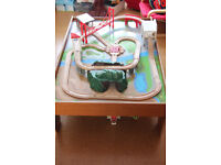 ELS train set and table, good condition