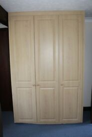 Sharps Fitted Wardrobe - Excellent Condition