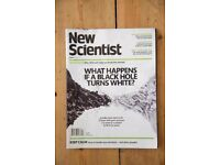 48 copies of New Scientist magazine 2007-16