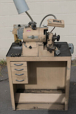 Black Diamond Drill Grinder Loaded With Tooling And Mister