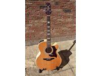 Takamine EG523SC electro-acoustic guitar
