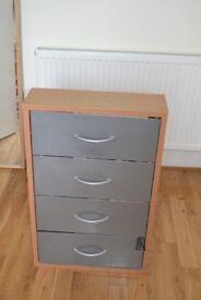 Wooden CD/DVD rack