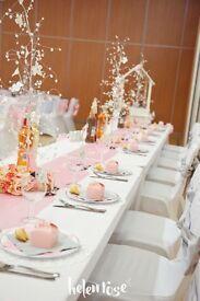 Wedding Silver Crystal Tree Centrepieces
