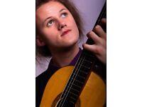 FREE Lesson - Professional Guitar Teacher