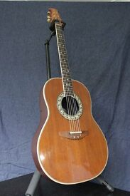 USA Ovation Legend 1651 electro acoustic