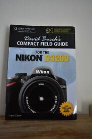 nikon d3200 guide book