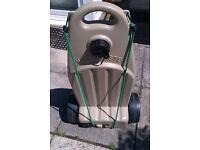 WasteMaster, grey water carrier