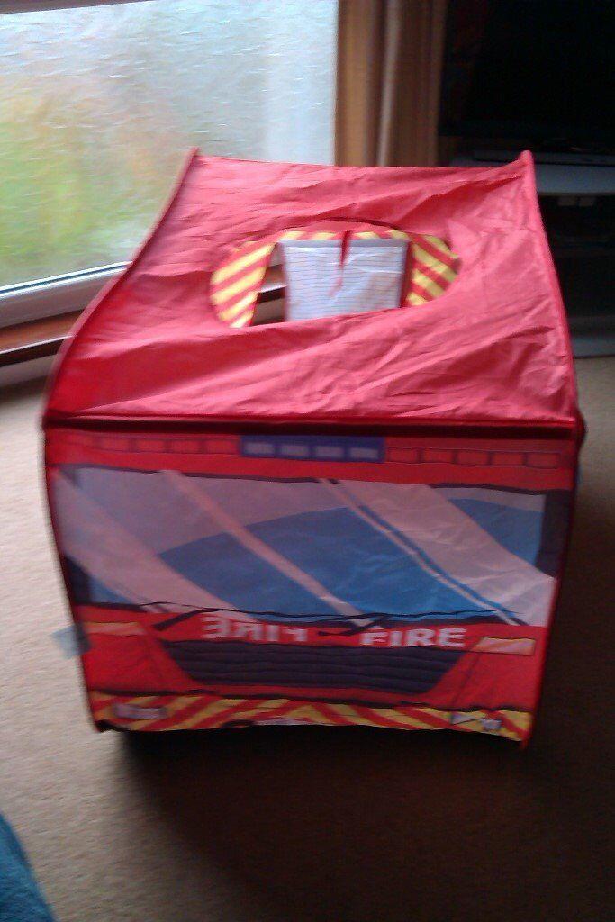 Fire Engine Play Tent & Fire Engine Play Tent | in Haddington East Lothian | Gumtree