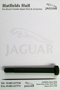 GENUINE JAGUAR REAR BUMPER MOUNTING BRACKET  BOLT XJ X308 X300