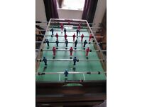 3 in 1 games table - table-top football, pool, air hockey