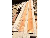 Floorboards Used