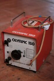 150 amp Sheffield made arc welder,used but good condition