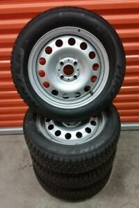 (ZH2) Pneus Hiver - Winter Tires 175-65-15 Pirelli