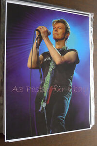 David Bowie...Poster...
