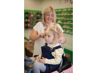 Children's Hairdresser - Part Time and Flexible Hours available.