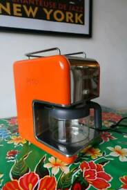 Kenwood kmix coffee filter machine