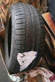 goodyear 205 55 16 tyre brand new