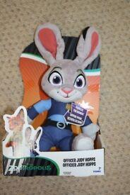 Zootopia Office Judy Hopps