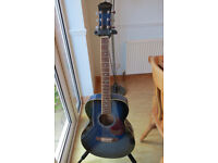 Freshman Acoustic Guitar FA1FBL - Blue