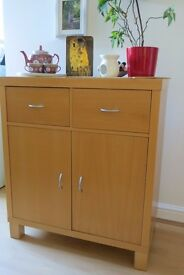 Next 2 drawer sideboard/ display unit