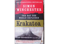 Krakatoa, the day the world exploded by Simon Winchester.