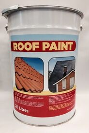 Acrylic Roof Paint
