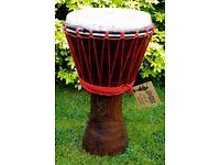 "Kambala Djembe 12"" drum"