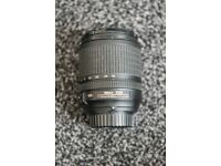 Nikon Lens 18 - 105 mm 3.5-5.6 all in one lens camera