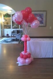 Weddings, Parties and gifts in a Balloon