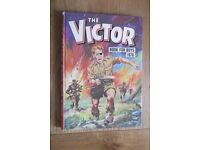 Victor Book for Boys comic annual - 1976