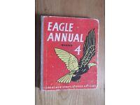 Eagle comic Annual - 1954