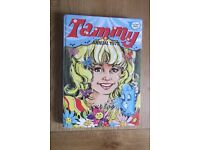 Tammy Annual 1973 - comic annual for girls