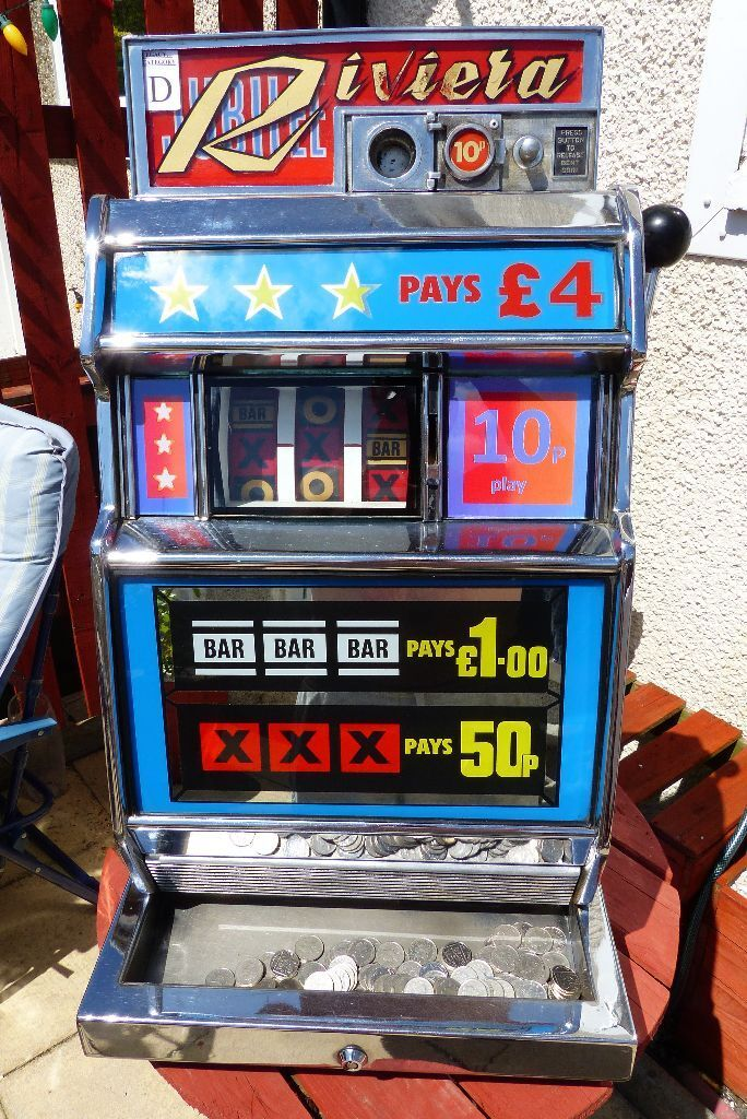 spielautomat old town