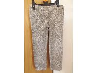 Girls Next Trousers Age 4-5