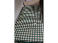 FOLDING BED IN EXCELLENT CONDITION